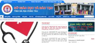 Cách tra cứu điểm thi THPT quốc gia 2020 tỉnh BR Vũng Tàu nhanh nhất