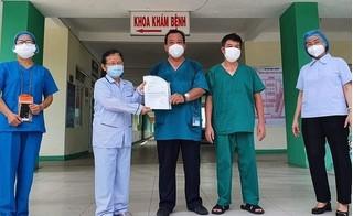 Thêm một bệnh nhân mắc Covid-19 ở Đà Nẵng được xuất viện