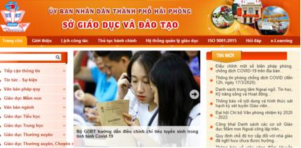 Cách tra cứu điểm thi THPT quốc gia 2020 tỉnh Hải Phòng nhanh nhất