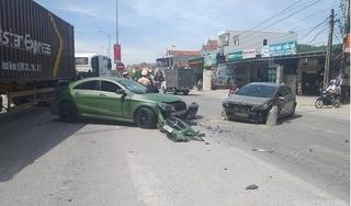 Tin tức tai nạn giao thông ngày 12/8: Xe tải ben gây tai nạn liên hoàn trên QL1 rồi bỏ chạy