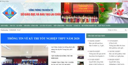 Cách tra cứu điểm thi THPT quốc gia 2020 tỉnh Lai Châu nhanh nhất