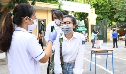 Học sinh, sinh viên Hải Dương nghỉ học từ 14/8 để chống dịch Covid-19