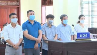 5 cựu cán bộ ở Thanh Hóa 'biến lúa thành hoa ly' lĩnh hơn 15 năm tù