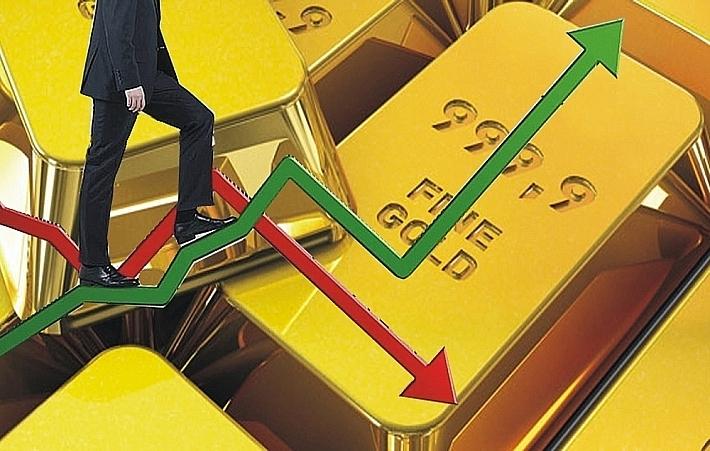 Dự báo giá vàng ngày 24/9: Biến động mạnh, tiếp tục giảm sâu
