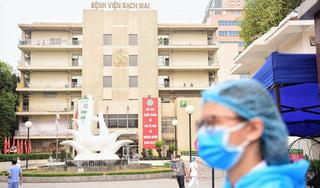 Bệnh viện Bạch Mai bác tin đồn có bệnh nhân dương tính với Covid-19