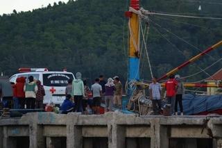 Đánh cá ngoài biển, ngư dân bị dây tời đứt rơi trúng đầu tử vong