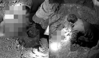 Hà Giang: Đất đá đổ sập vào nhà lúc nửa đêm vùi lấp 2 cháu bé