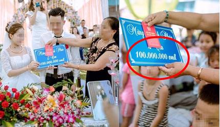 Mẹ chồng trao quà cưới 'có 1 không 2' cho con dâu khiến cả hội hôn bất ngờ