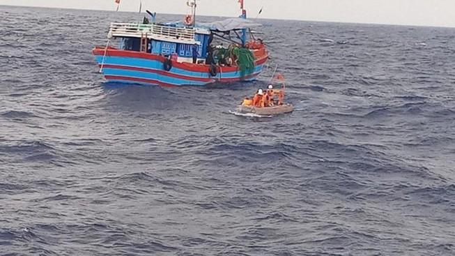 6 ngư dân trở về từ Malaysia nhưng không khai báo y tế