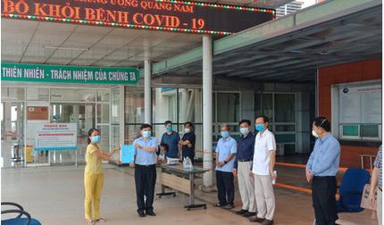 Hai bệnh nhân Covid-19 ở Quảng Nam được công bố khỏi bệnh
