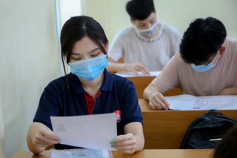 Điểm thi tốt nghiệp THPT quốc gia 2020 sẽ được làm tròn như thế nào?