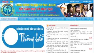 Tra cứu điểm thi THPT quốc gia 2020 tỉnh Lào Cai ở đâu nhanh nhất
