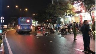 Tin tức tai nạn giao thông ngày 13/8: Va chạm xe buýt, một người đàn ông bị cán tử vong
