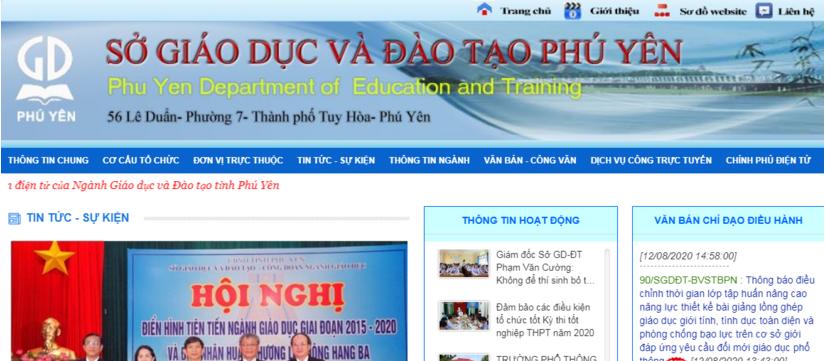 Tra cứu điểm thi THPT quốc gia 2020 tỉnh Phú Yên ở đâu nhanh nhất