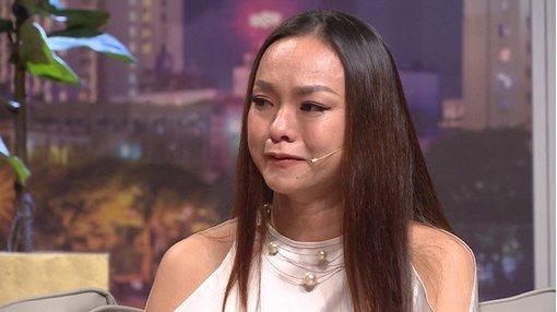 Giọt nước mắt xót xa của Mai Ngô khi nói về người cha đã mất - mega 655