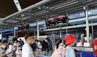 Đưa 240 công dân Việt Nam từ Malaysia về nước an toàn