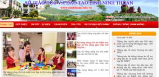 Tra cứu điểm thi THPT quốc gia 2020 tỉnh Ninh Thuận ở đâu nhanh nhất?