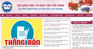 Tra cứu điểm thi THPT quốc gia 2020 tỉnh Tây Ninh ở đâu nhanh nhất?
