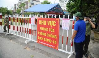 Quảng Nam tiếp tục cách ly xã hội 4 huyện, thị xã để chống dịch Covid-19
