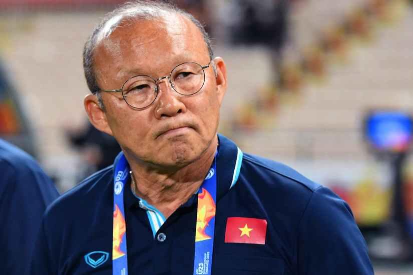 HLV Park Hang Seo bận rộn với 30 trận đấu quốc tế trong năm 2021