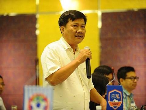 Chủ tịch CLB Quảng Nam không đồng tình với phương án của VPF