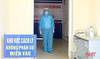 Tìm được hành khách từ Đà Nẵng về Hà Tĩnh nhưng không khai báo y tế