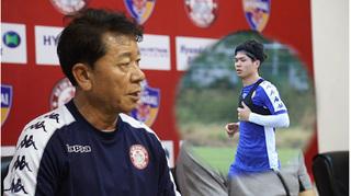 Có ngoại binh triệu đô, HLV Chung Hae Soung vẫn đánh giá cao Công Phượng