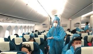Đưa hơn 340 công dân Việt từ Angola về nước an toàn
