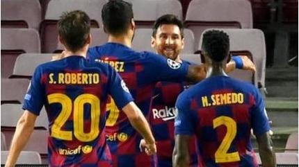 Barca đón loạt tin vui trước trận đại chiến với Bayern Munich