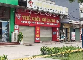 Hà Nội, Hải Phòng khẩn cấp tìm người đến nhà hàng Thế giới bò tươi ở Hải Dương