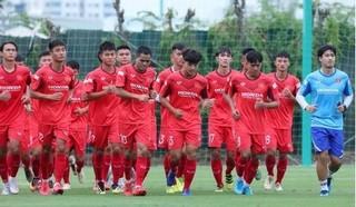 Cầu thủ trẻ SLNA được triệu tập bổ sung lên U22 Việt Nam