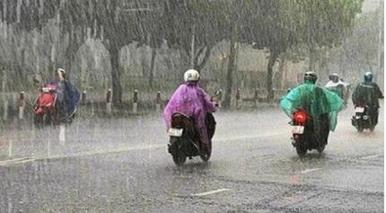 Hôm nay, Bắc Bộ sẽ có mưa lớn trên diện rộng