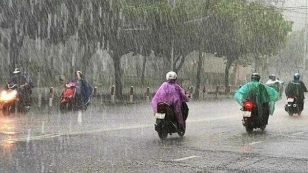 Hôm nay, Bắc Bộ sẽ có mưa lớn diện rộng