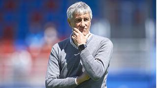 Barca sa thải HLV Quique Setien sau trận thua mất mặt trước Bayern Munich