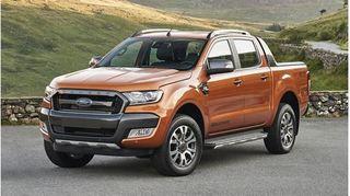 Doanh số xe bán tải trong tháng 7: Ford Ranger 'một mình một ngựa'