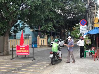 Tin tức trong ngày 15/8: Đà Nẵng quyết liệt phạt người ra ngoài không cần thiết