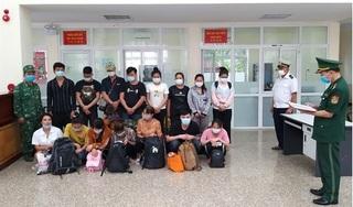Phát hiện hàng chục công dân từTrung Quốc nhập cảnh trái phép về Lạng Sơn