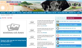 Tra cứu điểm thi THPT quốc gia 2020 tỉnh Thanh Hóa ở đâu nhanh nhất?