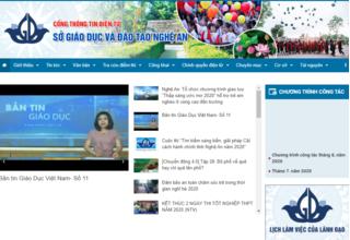 Tra cứu điểm thi THPT quốc gia 2020 tỉnh Nghệ An ở đâu nhanh nhất?
