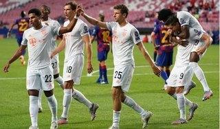 Lịch thi đấu vòng bán kết Champions League