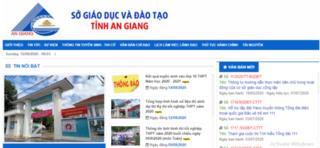 Tra cứu điểm thi THPT quốc gia 2020 tỉnh An Giang ở đâu nhanh nhất?