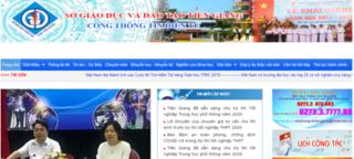Tra cứu điểm thi THPT quốc gia 2020 tỉnh Tiền Giang ở đâu nhanh nhất?
