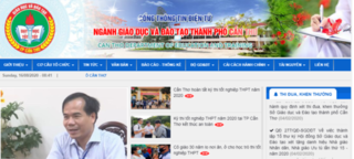Tra cứu điểm thi THPT quốc gia 2020 tỉnh Cần Thơ ở đâu nhanh nhất?