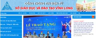Tra cứu điểm thi THPT quốc gia 2020 tỉnh Vĩnh Long ở đâu nhanh nhất?