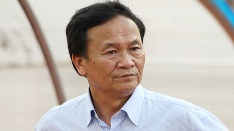 Chủ tịch CLB SLNA tiết lộ lý do chưa về hưu d