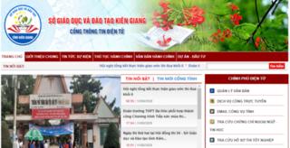 Tra cứu điểm thi THPT quốc gia 2020 tỉnh Kiên Giang ở đâu nhanh nhất?