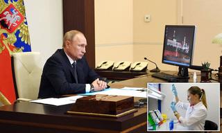 Tin tức thế giới 16/8: Nga bắt đầu sản xuất vaccine mới phòng ngừa Covid-19