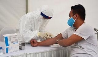Toàn bộ F1 tại Lào Cai của bệnh nhân 950 đều âm tính với Covid-19