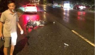 Nữ sinh thiệt mạng khi đi ngược chiều trên đại lộ Thăng Long