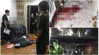 Thanh niên nhảy từ tầng 28 chung cư ở Hà Nội xuống đất tử vong